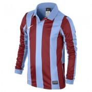 Nike Inter III Stripe Long-Sleeve (8y-15y) Kids' Football Shirt