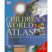 Children's World Atlas by Dr Simon Adams