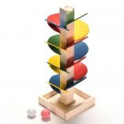 Montessori Running Marble Ball Track Game Intelligence Jouets Éducatifs Pour Enfants
