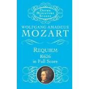 W.A. Mozart by Wolfgang Amadeus Mozart