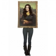 Mona Lisa Costume for Adults