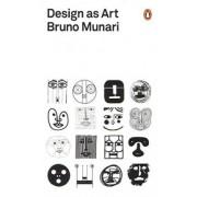 Design as Art by Bruno Munari