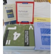 Student Solutions Manual for Prealgebra and Introductory Algebra by Marvin L. Bittinger