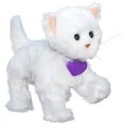 FurReal Friends Lulus Walkin Kitties Sugar Paws Pet (White)