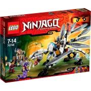 LEGO Ninjago Titanium Draak - 70748