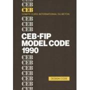 CEB-FIP Model Code 1990 by Comit E Euro-international Du B Eton