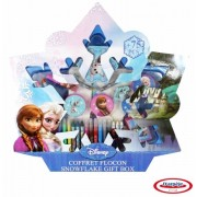 39 Disney Frozen, kreativt set med 75 delar