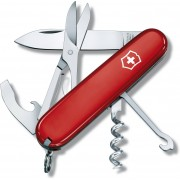 Victorinox 1.3405 8 Function Multi Utility Swiss Knife(Red)