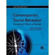 Contemporary Tourist Behaviour by D. Bowen