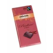 Ciocolata bio Praline cu umplutura, aroma chili
