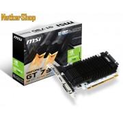 Msi Nvidia Geforce GT 730 N730K-2GD3H/LP 2GB DDR3 PCI Express Videokártya (3 év garancia)