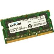 Memorie Laptop Micron Crucial 4GB DDR3 1600MHz CL11