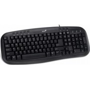 Tastatura Genius KB-M200 USB Black