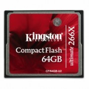 Kingston CF Ultimate 64GB 266x cu MediaRECOVER BULK125025467-1