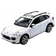 Bburago - 21056W - Porsche Cayenne Turbo - 2011 - Echelle 1/24 - Blanc