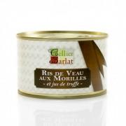 Ris de Veau aux Morilles 400g