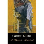 A Writer's Notebook by W Somerset Maugham