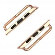 Catarama pentru Apple Watch 42mm Otel Inoxidabil iUni Rose Gold