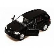 Mercedes Benz ML-Class SUV Black - Kinsmart 5309DD - 5 Diecast Model Toy Car