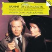 Augustin Dumay, Maria Joao Pires - Brahms: Die Violinsonaten (0028943580021) (1 CD)