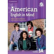 American English in Mind Level 3 Combo a with DVD-ROM by Herbert Puchta