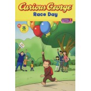 Curious George Race Day (Cgtv Reader) by H A Rey