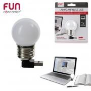Lampa USB model bec