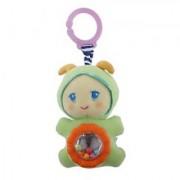 Magideal Cute Smiling Bug Plush Rattles Hand Bell Bed Pram Hanging Toy Kid Crib Toy