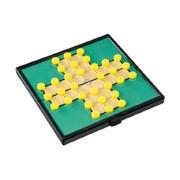 Összehajtható mágneses szoliter, műanyag, 13x13,5x1,1cm - 1734