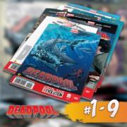 Pachet Deadpool 1 - 9