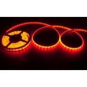 LED szalag 5050-60-IP65 piros led-szalag 5m-es tekercsben