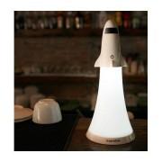 Raket LED Lampa - Vit