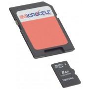 Microcell 8GB microSDHC Memory Card / 8gb scheda micro sd per Samsung Galaxy Core Lite LTE / 4G