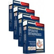 Campbell's Operative Orthopaedics, 4-Volume Set by S. Terry Canale