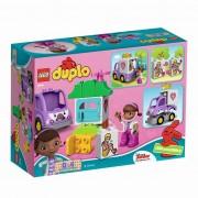 LEGO Duplo 10605 Doc McStuffins Rosie Ambulance
