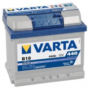 Varta Blue Dinamic 12V 44Ah 440A autó akkumulátor jobb+