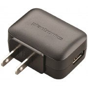 Plantronics Voyager Legend Modular AC Wall Charger - Non-Retail Packaging - Black by Plantronics