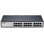D-Link DGS-1100-24 24-port 10/100/1000 Smart Switch