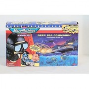 Micro Machines Military Deep Sea Commando Transforming Action Playset