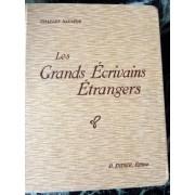 Les Grands Ecrivains Etrangers Et Leur Influence Sur La Litterature Francaise