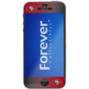 Forever Collectibles San Francisco 49ers Team Logo Screen Protector Apple iPhone 5 & 5S (2-Pack)