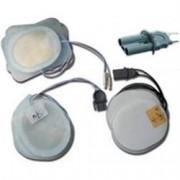 coppia di elettrodi adulto compatibili - per defibrillatori agilent /