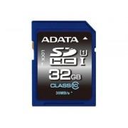 ADATA Premier - Carte mémoire flash - 8 Go - UHS Class 1 / Class10 - SDHC UHS-I