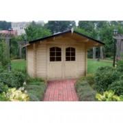 Cabaña de madera Lila 320x250 cm para Jardín