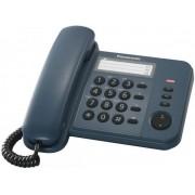 Telefon Fix Panasonic KX-TS520 (Albastru)