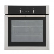 Neff B14M42N5GB Single Built In Electric Oven - Stainless Steel