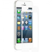 Moshi iVisor XT Screen Protector for iPhone 5/5S (Crystal Clear) White