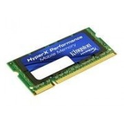 Kingston HyperX - DDR2 - 4 Go : 2 x 2 Go - SO DIMM 200 broches - 667 MHz / PC2-5300 - CL4 - 1.8 V - mémoire sans tampon - non ECC