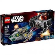 Lego Klocki LEGO TIE Advanced vs. A-Wing + DARMOWY TRANSPORT!