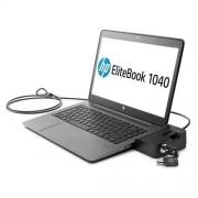 """HP EliteBook Folio 1040 G2, i5-5200U, 14"""" FHD UWVA, 8GB, 256GB SSD, ac, BT, NFC, LL batt, RJ45+VGA adapt, Win 10 Pro d"""